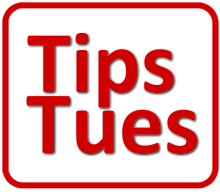 Tips Tuesday