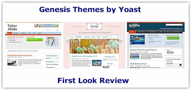 Genesis Themes by Yoast Review