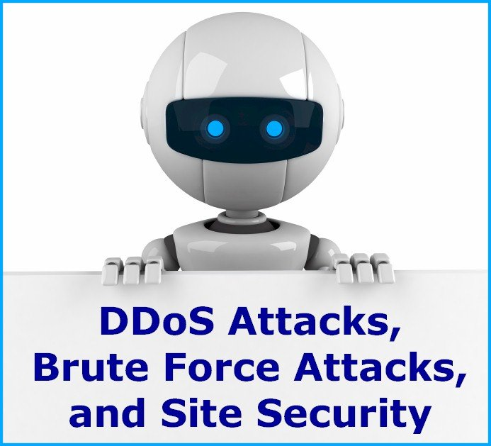 DDoS Brute Force Attacks