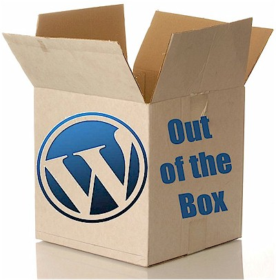 WordPress Out of the Box