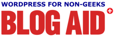 Image result for image of BLOG AID logo