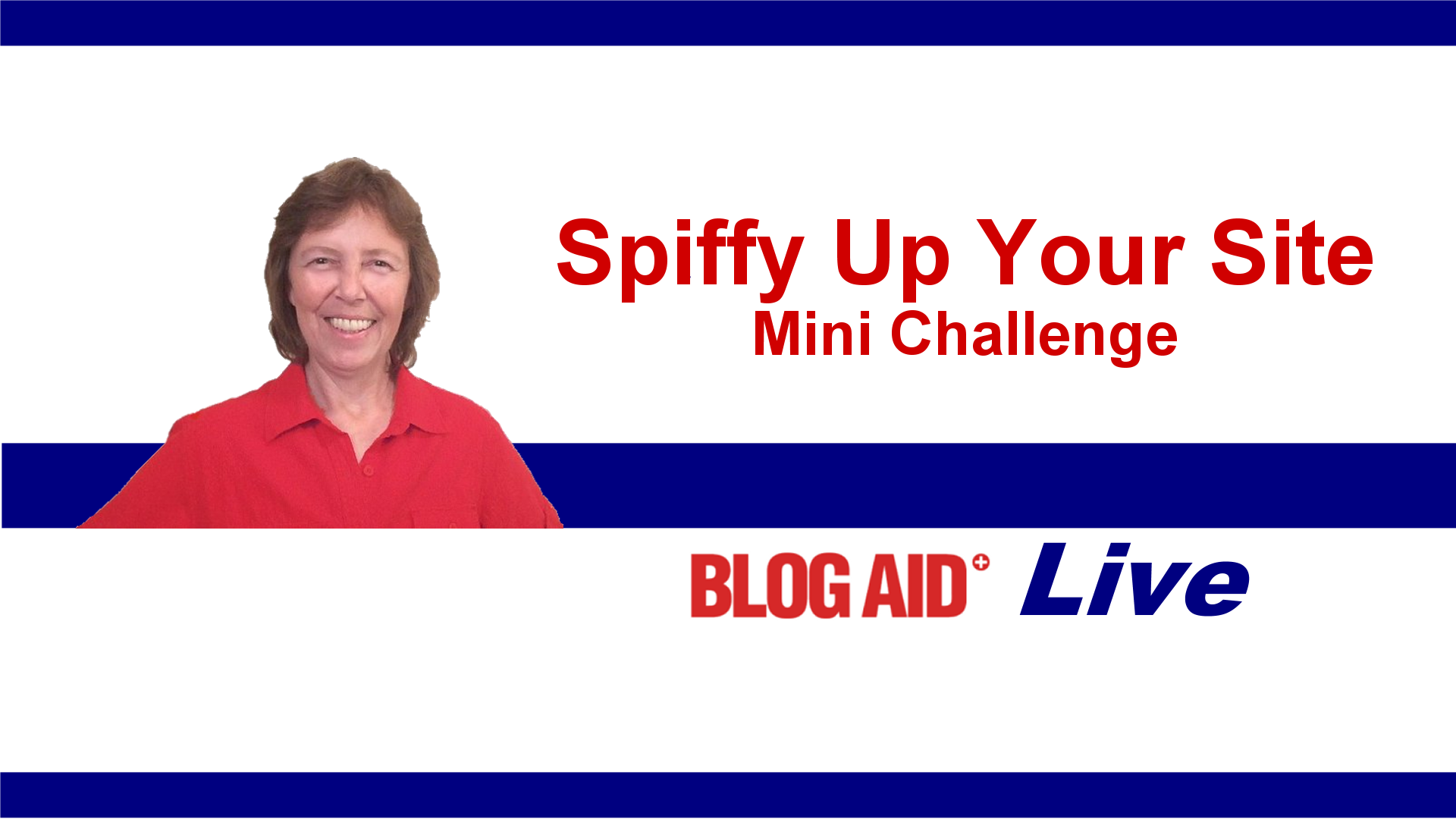 Spiffy Up Your Site Challenge 2016